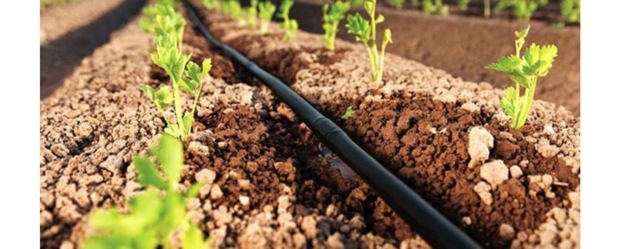 Les différents systèmes d'irrigation