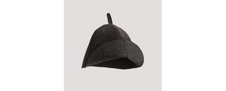 Portez-vous un bonnet au sauna?
