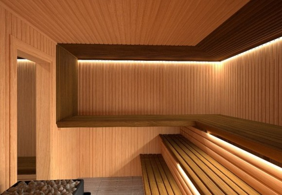Un sauna à la maison?